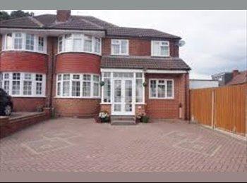 EasyRoommate UK - 4 bedroom terraced house to rent, Birmingham - £600 pcm