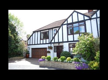EasyRoommate UK - Beautiful Tudor Home with Double Room, Morden - £580 pcm