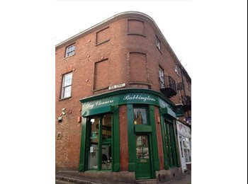 EasyRoommate UK - Conveniently Located 3 Bedroom Student Flat, Nottingham - £350 pcm