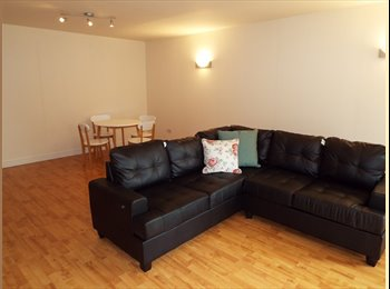 EasyRoommate UK - Three Bedroom Student Flat in a Great Location, Nottingham - £371 pcm