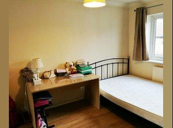EasyRoommate UK - Lovely Double Room in Charlton, SE7, London - £600 pcm