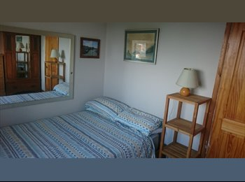 Double room with panoramic views