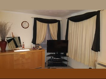 Large double bedroom for female