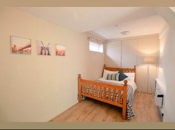 Lovely Refurbished Double Room in Shooters Hill