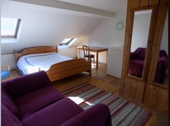Spacious loft conversion with private en suite