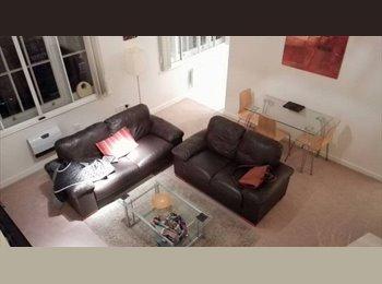 Flat Share in modern style open plan flat in beautiful...