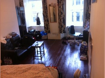 spacious room 5 min from UofG, Westend