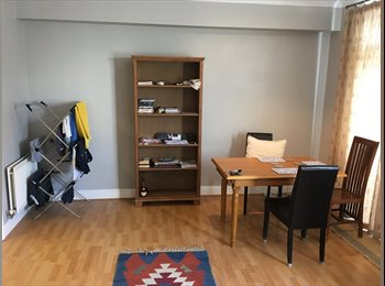 EasyRoommate UK - Available Spare Room In Ground Floor Apartment , Cheltenham - £500 pcm