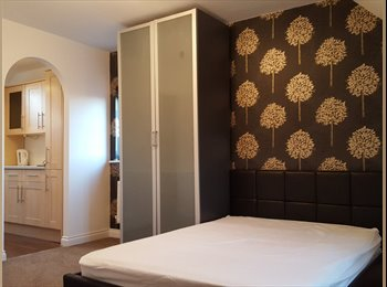 Top floor 30sqm Master with own ensuite and dining area...