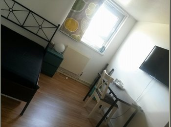 Large Double Room Furnished Television Clean & Tidy new...