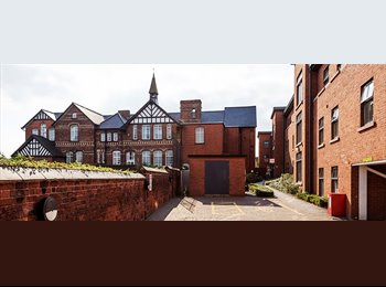 EasyRoommate UK - ALL BILLS INCLUDED Studio Apartment , Chester - £640 pcm