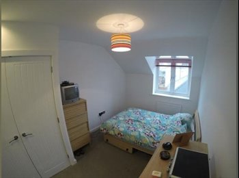En suite Double room in New House