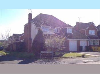 EasyRoommate UK - New build for professionals room 2 rent, Binley - £475 pcm