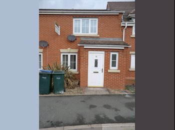 EasyRoommate UK - 2 bedroom house available to rent near Coventry niversity, Stoke Aldermoor - £1,100 pcm