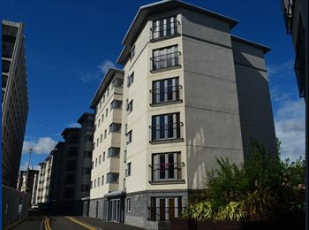 EasyRoommate UK - Student Room Close To Both Universities, Princess Square - £376 pcm