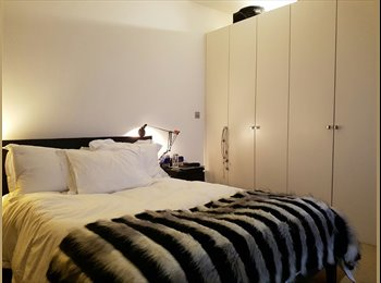 Modern, all inclusive ensuite double room - Central London