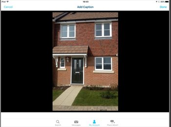 EasyRoommate UK - Ensuite double room , Rochester - £600 pcm