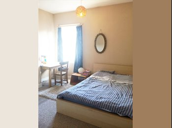 Double Furnished Room Available in a shared furnished house...