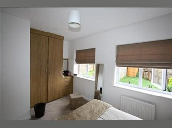 Beautiful Double Room - NO FEES - NEW HOUSE