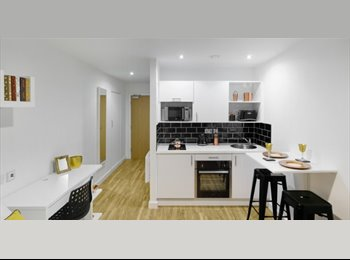 STUDIO FLAT AVAILABLE IN X1 LIVERPOOL ONE