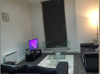 STUNNING APARTMENT  IN STOKE  ON TRENT  FULLY FURNISHED...