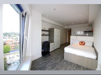 Lovely studio apartments in luton