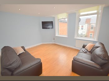 EasyRoommate UK - DOUBLE ROOM IN PROFESSIONAL HOUSE SHARE IN HEATON - £300pcm INC BILLS, Heaton - £300 pcm