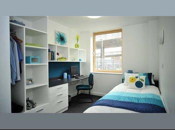 En-suite - Luton Campus - Student Accommodation