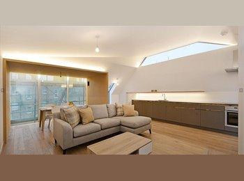 Penthouse in new development in the center of Angel
