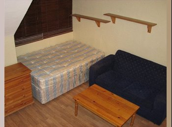 A Double Semi-Studio Flat