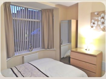 High Quality Double En-Suite Rooms! Balby!