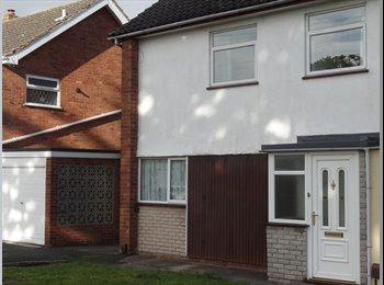 EasyRoommate UK - good rooms quiet location good access, Fordhouses - £350 pcm