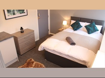 5 luxurious double bedrooms available in Maidstone