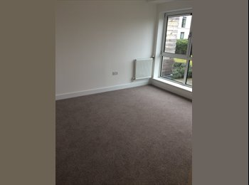 Parkway Apartment, New Build, Large room overlooking...