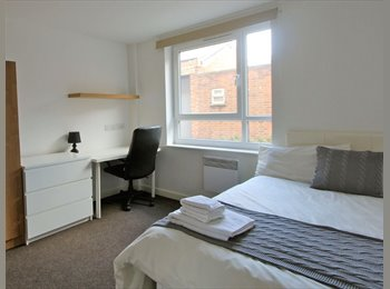 Luxury Loughborough Student Rooms to Rent
