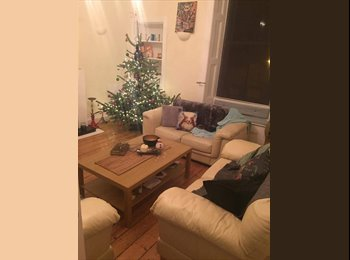 EasyRoommate UK - Homely flatshare in 2 bed flat near Murrayfied, Coates - £550 pcm