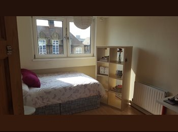 Large, light, spacious double room to rent ASAP