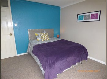 Recently Refurbished Room in House Share