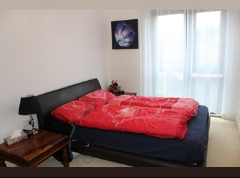 EasyRoommate UK - Furnished master bed available in central London, Marylebone - £600 pcm