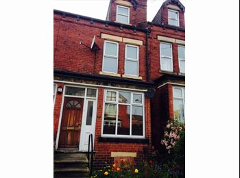 EasyRoommate UK - Double Room To Let - Chapel Allerton, Leeds, LS7, Chapel Allerton - £267 pcm