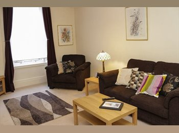 EasyRoommate UK - Double bedroom just off Dalry road by Haymarket , Dalry - £450 pcm