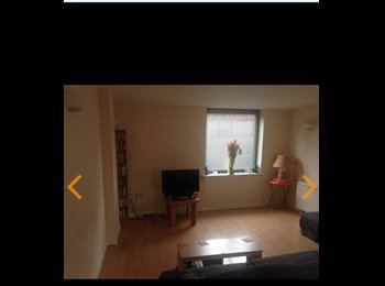 Lovely double room with en-suite bathroom close to Kings...