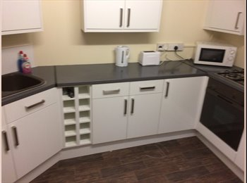 Hotel style living - Double rooms available
