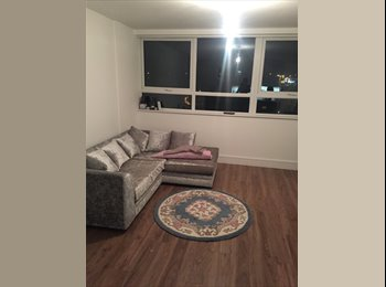 Single room to let in nice cosy new built  2 bedroom flat!!...