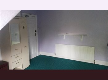 Bright room in lovely friendly Victorian Stoneygate Villa