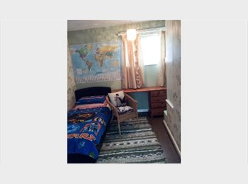 Single bedroom, all bills inclusive, 5 months max stay