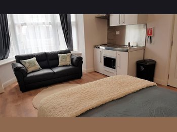 EasyRoommate UK - Bills included Studio Flat, Beautiful Road, Rotton Park - £520 pcm