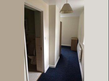 Spacious Room with En-Suite in Slough