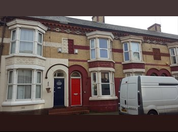 2 Bed House available in Liverpool for £200PCM