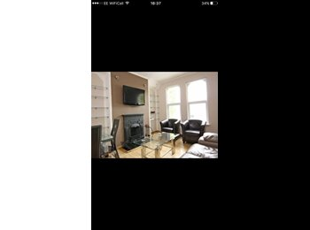 Double room in Victorian conversion